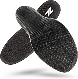 Z-Liner Insoles Full Length Orthotic Inserts, Max Comfort, Health & Pain Relief