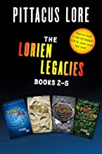 The Lorien Legacies: Books 2-5 Collection: The Power of Six, The Rise of Nine, The Fall of Five, The Revenge of Seven