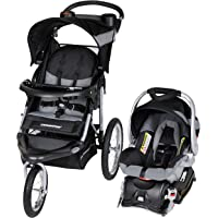 Baby Trend TJ94312 Expedition Jogger Travel System (Millennium White)