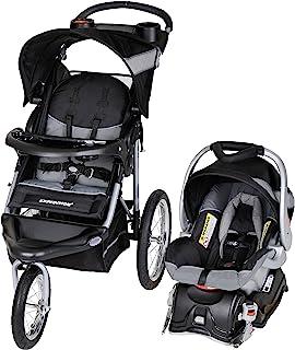 Baby Trend, Cochecito Expedition Jogger con sistema de viaje