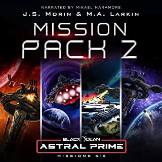Astral Prime Mission: Pack 2: Black Ocean: Astral Prime Mission Pack, Missions 5-8