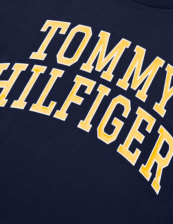 Tommy Hilfiger Hilfiger Logo Tee S//S Camicia Bambino