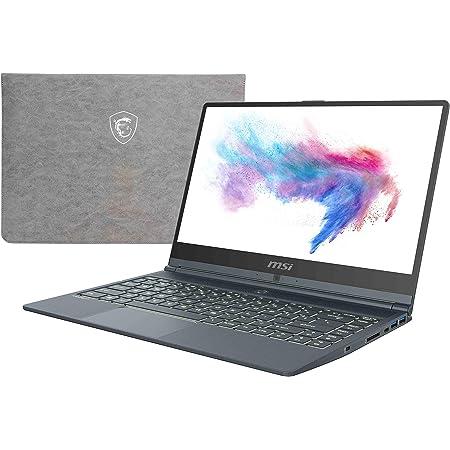 "MSI Modern 14 A10RB-645MX 14"" 60Hz FHD Content Creator Laptop, Intel Core I7-10510U, 8GB RAM, MX250 2GB, 512GB SSD, Win10 Home"