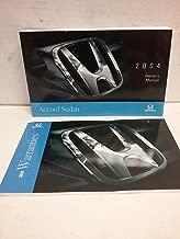 2004 Honda Accord sedan owners manual