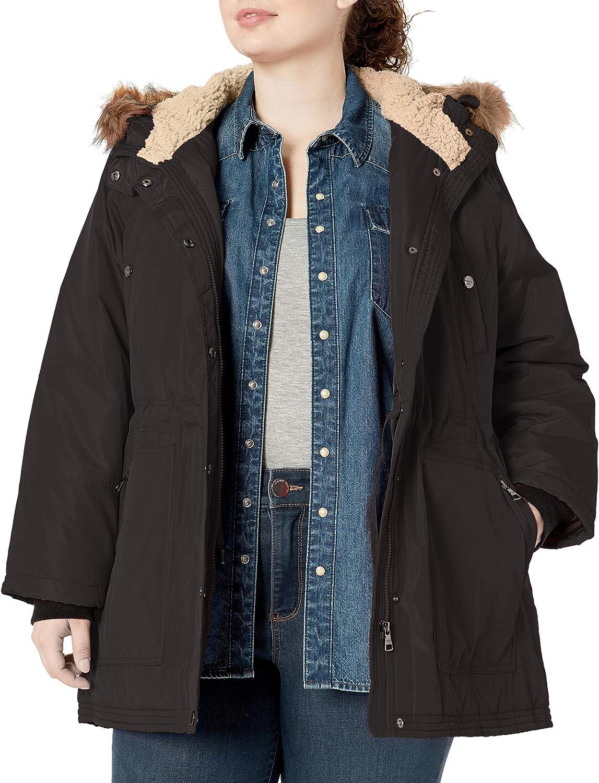 Madden Girl Women's Multi Pocket Insulated Coat