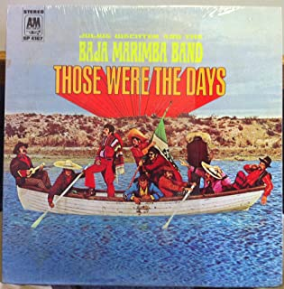Best baja marimba band those were the days Reviews
