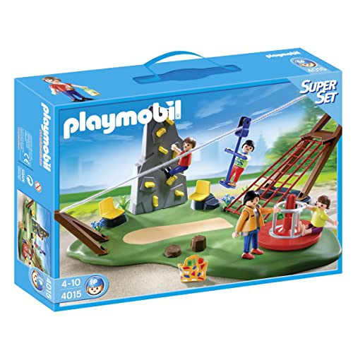 Playmobil SuperSet parque infantil (4015)