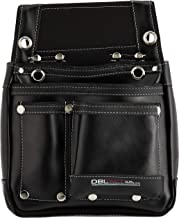 582501 DTL-07-BK DBLTACT 本革腰袋 ブラック