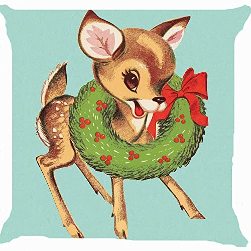 Retro Christmas Decor Amazon.com