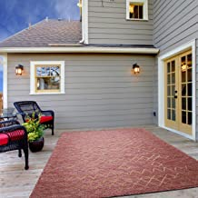 Maxy Home Outdoor Large Rug - 8X10 (7'10