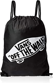 Vans Benched, Mochila Casual, 44 cm, 12 L, Mujer, Negro (