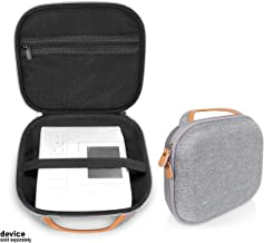 Featured Protective and Storage case for Canon SELPHY CP1300 Wireless Compact Photo Printer, with Room for CP1300 and Power Adapter, mesh Pocket for Printing Paper, Featured Handle