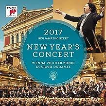 进口LP:2017年维也纳新年音乐会/古斯塔夫.杜达梅尔(黑胶唱片) NEW YEAR'S CONCERT 2017/Gustavo Dudamel(3LP)88985376201