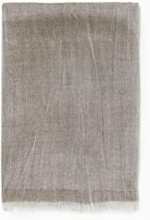 OVS Shemagh Scarf For Men - Light Brown