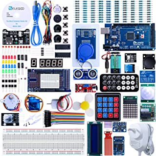 ELEGOO Mega2560 Starter Set, the Most Complete Ultimate Starter Kit with Tutorial for Electronic Project