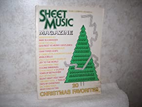 Best sheet music magazine back issues Reviews