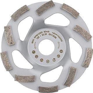 PRODIAMANT Premium diamantslipningskopp hjul betong turbo 125 mm 5 tum x 22,2 mm diamantsliphuvud PDX82.909 125 mm matchan...