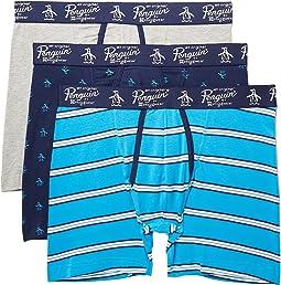 Original Penguin - 3-Pack Fashion Boxer Brief