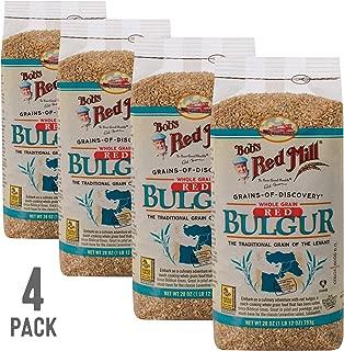 dried bulgur wheat