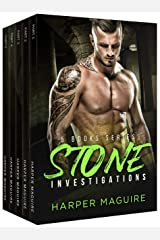 Stone Investigations: The Complete Series Kindle Edition
