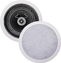 Cambridge Audio C155 in-Ceiling Speaker   6.5-inch Woofer 2-Way Speakers   Matte White (Pair)