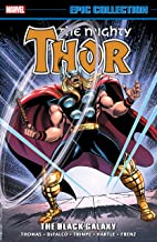 Thor Epic Collection: The Black Galaxy (Thor (1966-1996))