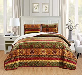 borrego comforter set with southwest design