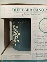 ScentSationals Essential Oils Interchangeable Diffuser Canopy (for use with Ultrasonic Diffuser) - Nova