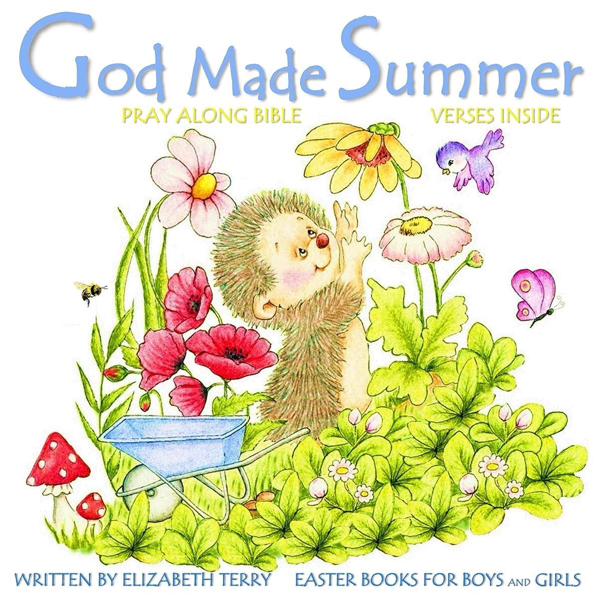 説明的文発行God Made Summer (Easter Books for Kids Christian Book 2) (English Edition)