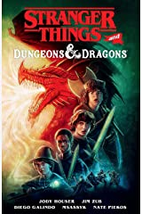 Stranger Things and Dungeons & Dragons Kindle Edition
