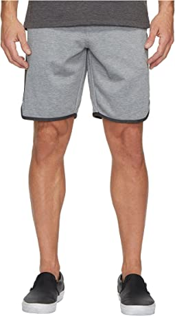 Sofa Surfer Fleece Shorts Locker 20""