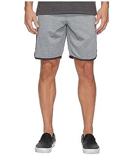 Sofa Surfer Fleece Shorts Locker 20