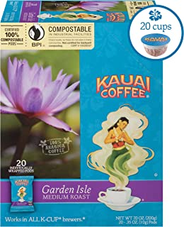 Kauai Coffee Pods