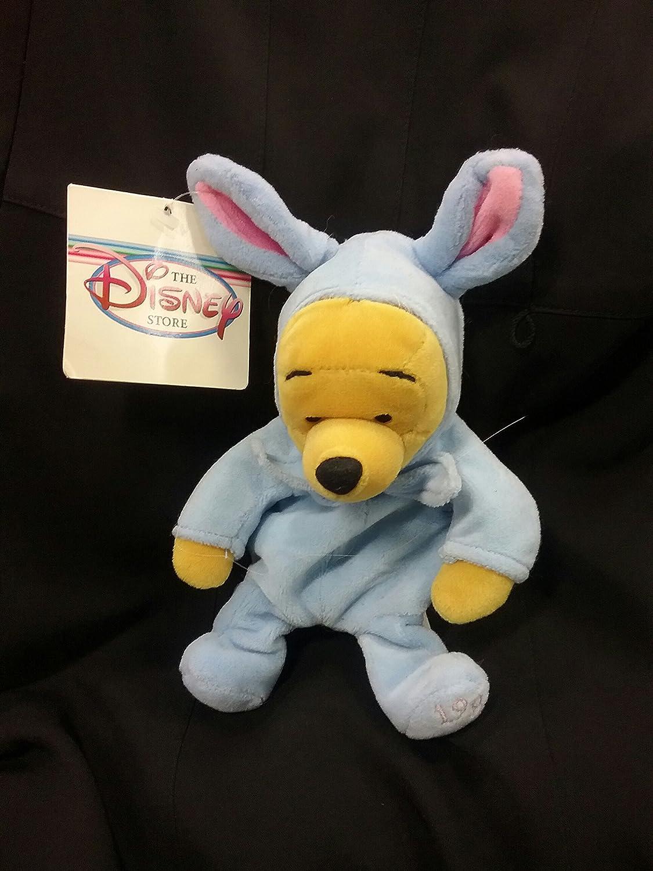 Blau Easter Bunny Rabbit Suit Pooh - Disney Mini Bean Bag Plush