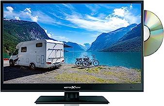 Reflexion LDD1671 39 cm (15,6 Zoll) LED-Fernseher mit DVD-Player, Triple-Tuner und 12..