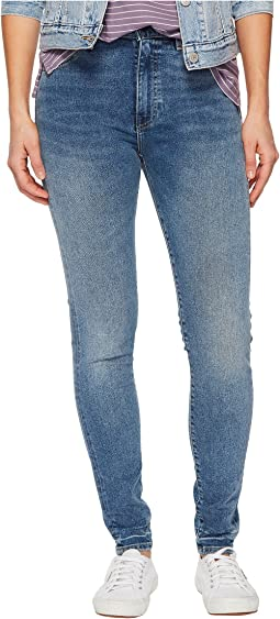 Levi's® Premium Made & Crafted Sliver High Skinny
