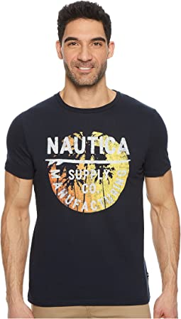 Nautica - Short Sleeve Supply Crew