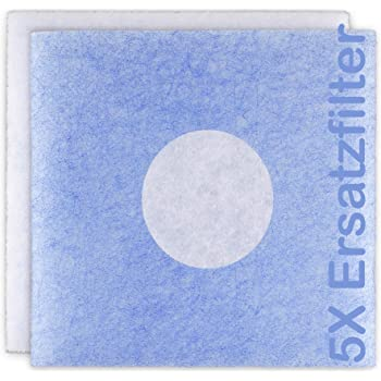 Limodor 10x Original Filter Filtereinsatz Fur Badlufter F M Limot Compact 238x238mm Ersatzfilter Art Nr 00070 Amazon De Kuche Haushalt