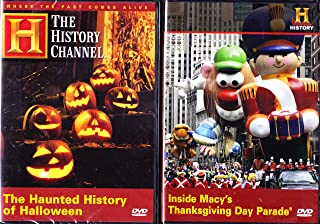 The History Channel : The Haunted History Of Halloween , Inside The Macy's Thanksgiving Parade : Fall Classics 2 Pack