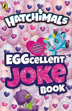 Hatchimals: Eggcellent Joke Book