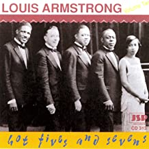 Louis Armstrong: Hot Fives & Sevens - Vol. 2