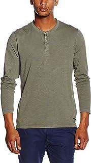 Marc O'Polo Men's Long Sleeve Button up T-Shirt