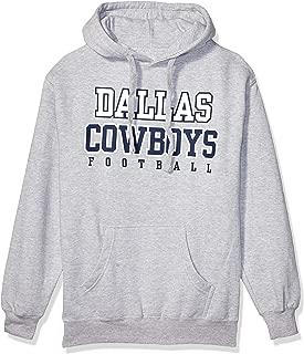 Dallas Cowboys Men's Practice Fleece Hoodie
