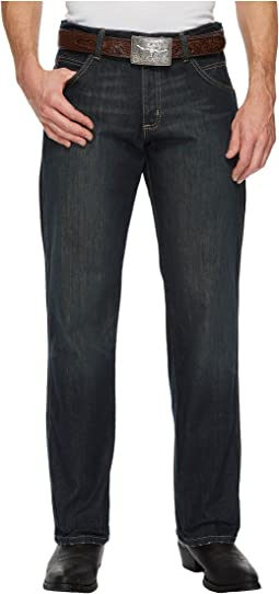 Retro Relaxed Straight Jeans