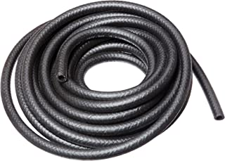"HBD Thermoid NBR/PVC SAE30R7 Premium Fuel Line Hose, 3/8"" x 25' Length, 0.375"" ID, Black"