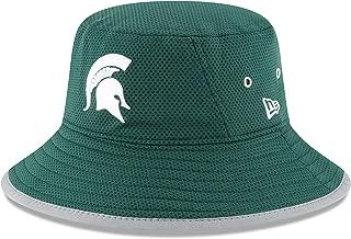 NCAA Michigan State Spartans Adult NE16 Training Bucket Hat, One Size, Dark Green