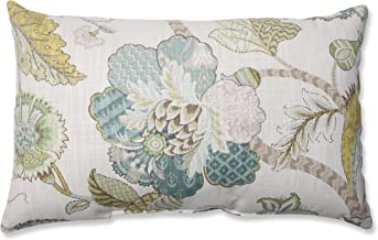 Pillow Perfect Finders Keepers Rectangular Throw Pillow, Peacock