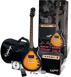 Epiphone Special-II Les Paul Player Pack, Vintage Sunburst