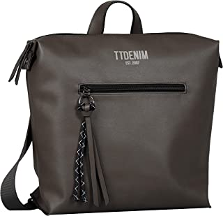 TOM TAILOR Denim Freja, bolso mochila para Mujer, M