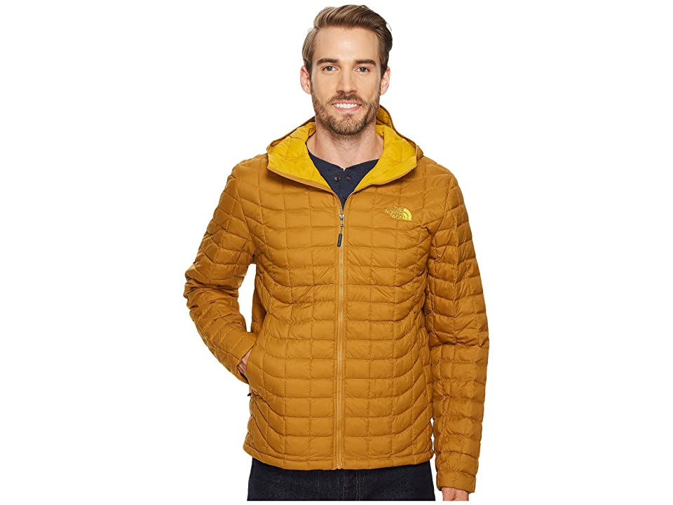 The North Face Thermoball Hoodie (Golden Brown Matte) Men